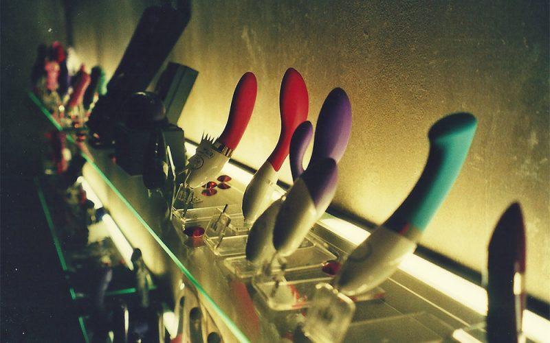 Brinquedos eróticos