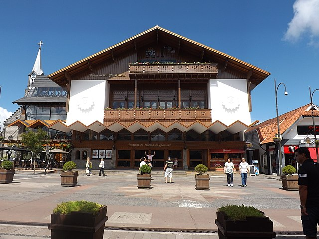 Palacete do Festival de Cinema de Gramado