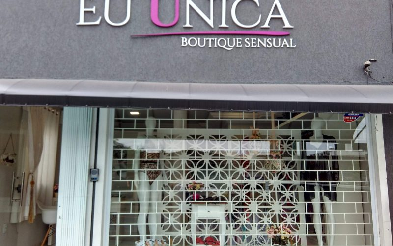 Boutique sensual em Joinville
